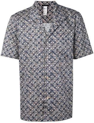 La Perla geometric printed Progetto shirt