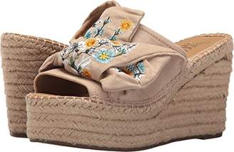 Franco Sarto Women's TALINDA Espadrille Wedge Sandal