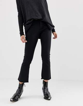 B.young kick flare jeans