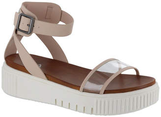 Mia Lunna Platform Sneaker Bottom Sandals Women Shoes