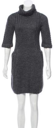 Miu Miu Knit Sweater Dress