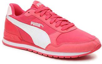 Puma Runner Youth Sneaker - Girl's