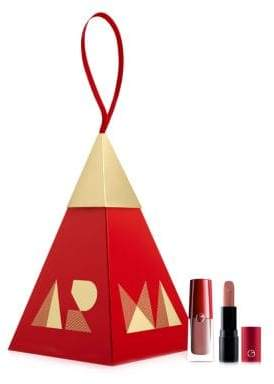 Giorgio Armani Nude Lip Duo Ornament Set