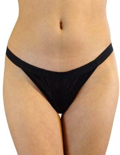 OnGossamer Women's Sheer Instinct Thong Panty
