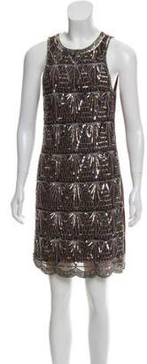 Walter Baker Abi Embellished Dress