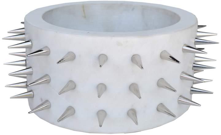 ROJO16 England Silver Spike Bowl