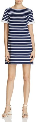 Tory Burch Striped Diver Dress $250 thestylecure.com