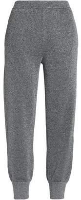 Missoni Metallic Stretch-Knit Tapered Pants