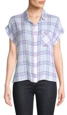 Rails Whitney Stripe Short-Sleeve Top