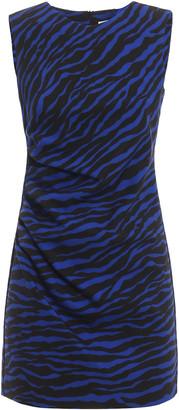 P.A.R.O.S.H. Printed Bra Dress