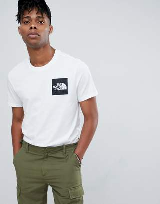 The North Face Fine T-Shirt in White