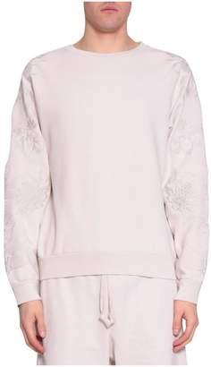 Dries Van Noten Huskin Cotton Sweatshirt