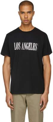 Noon Goons Black Los Angeles T-Shirt