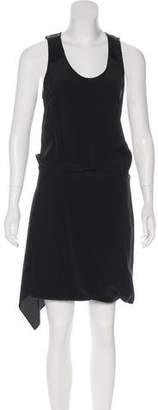 Barbara Bui Silk Sleeveless Dress