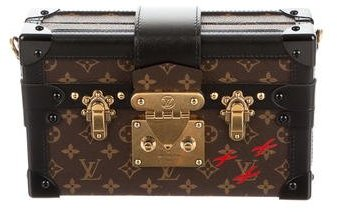 Louis Vuitton Louis Vuitton Petite Malle Clutch