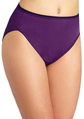 Vanity Fair Women's Illumination Hi Cut Panty 13108 Briefs