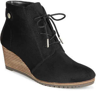Dr. Scholl's Conquer Wedge Bootie - Women's