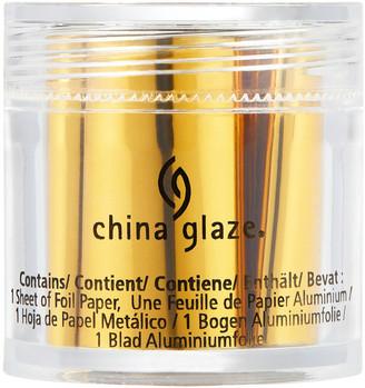 China Glaze Foil Paper