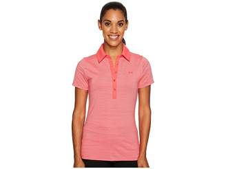 Under Armour Golf Zinger Polo Women's Short Sleeve Pullover