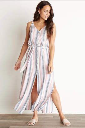 Bella Dahl Belted Maxi Dress