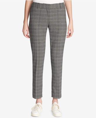 Calvin Klein Petite Plaid Pants
