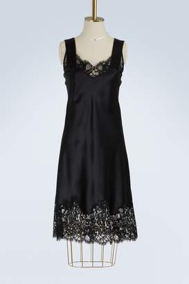 Givenchy Lace insert dress