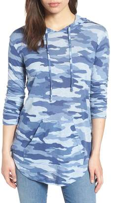 Vince Camuto Avenue Camouflage Hoodie