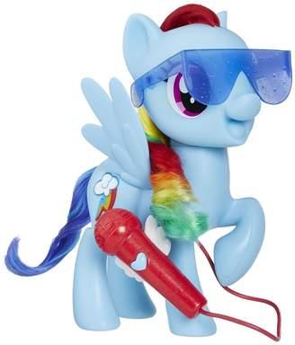 My Little Pony Singing Rainbow Dash Toy