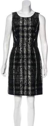 Burberry Printed Shift Dress