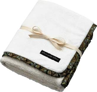 Petunia Pickle Bottom Receiving Blanket - Calypso Roll