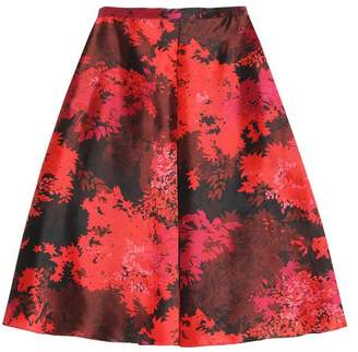 Rochas 3/4 length skirt