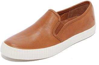 Frye Camille Slip Ons $178 thestylecure.com