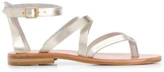 Twin-Set strappy sandals