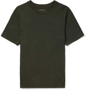 Outerknown - Organic Cotton-Jersey T-Shirt