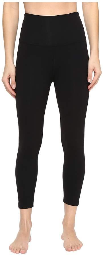 Beyond Yoga - High Waist Capri Leggings Women's Casual Pants