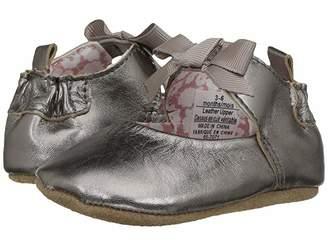 Robeez Amelia Ankle Strap First Kicks (Infant/Toddler)