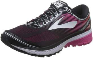 Brooks Women's Launch 4 Running Shoe (BRK-120234 1B 36932A0 9.5 PUR/PNK/BLK)