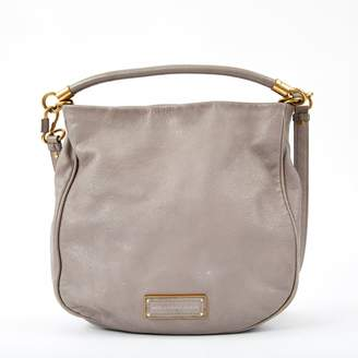 Marc by Marc Jacobs Grey Leather Handbag