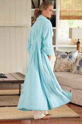 Soft Surroundings Classic Chenille Robe