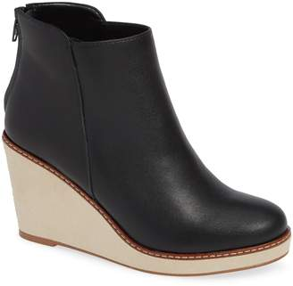 Kensie Higgins Wedge Bootie