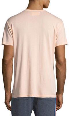Sol Angeles Men's Essential Short-Sleeve Henley T-Shirt