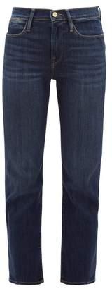 Frame Le High Straight Leg Jeans - Womens - Denim