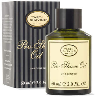 The Art of Shaving Pre-Shave Unscented Oil