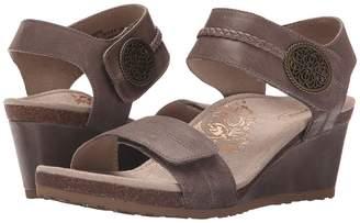 Aetrex Arielle Wedge Sandal Women's Wedge Shoes