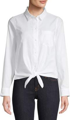 Madewell Long-Sleeve Cotton Shirt
