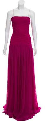 Salvatore Ferragamo Sleeveless Evening Dress