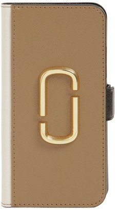 Marc Jacobs Grained Leather Iphone X/xs Case