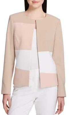 Calvin Klein Jewelneck Jacket