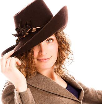 Kate Davison - Milliner Wool Felt Hat