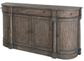 Hekman Lincoln Park Curved End Buffet Table